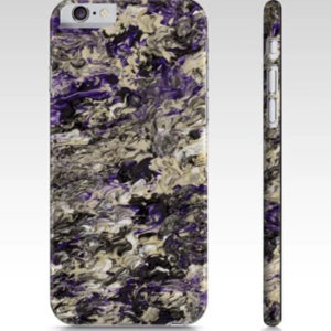 Violet Dream Phone Case For iPhone And Galaxy