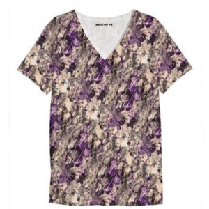 Violet-Dream-V-Neck