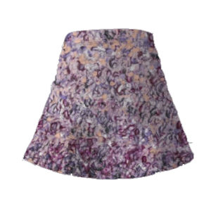 Woman #1 Flare Skirt
