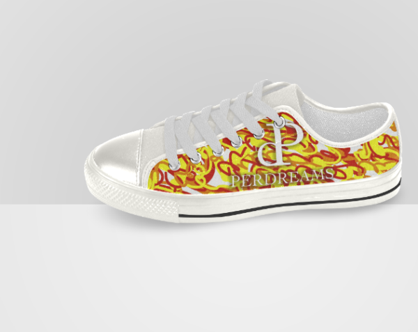 Yellow Perdreams Shoes