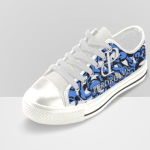 Blue & White Shoes Perdreams